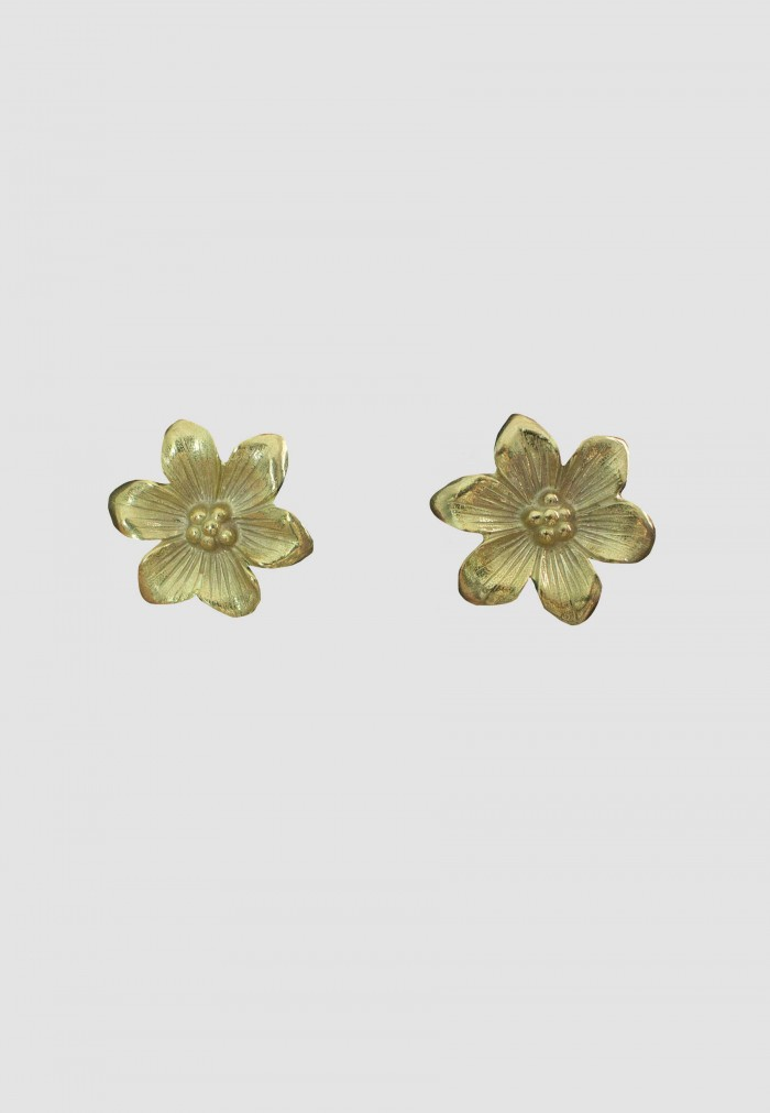PANAMBI FLOWER EARRING