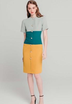 CHERUBINA ASTRID DRESS