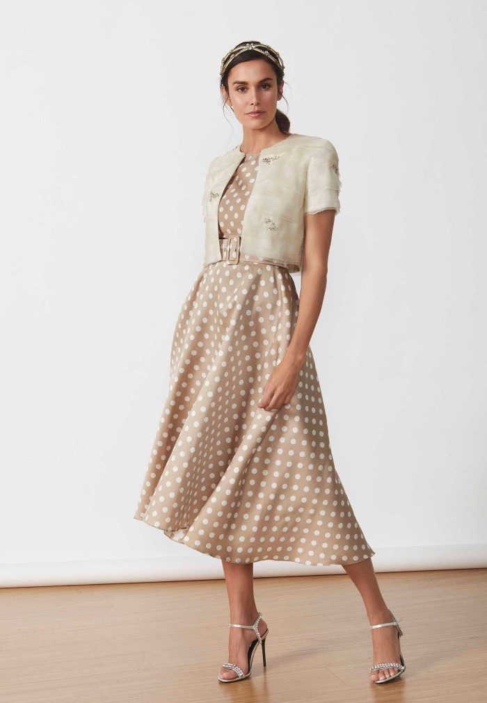 MATILDE CANO SPOT DRESS