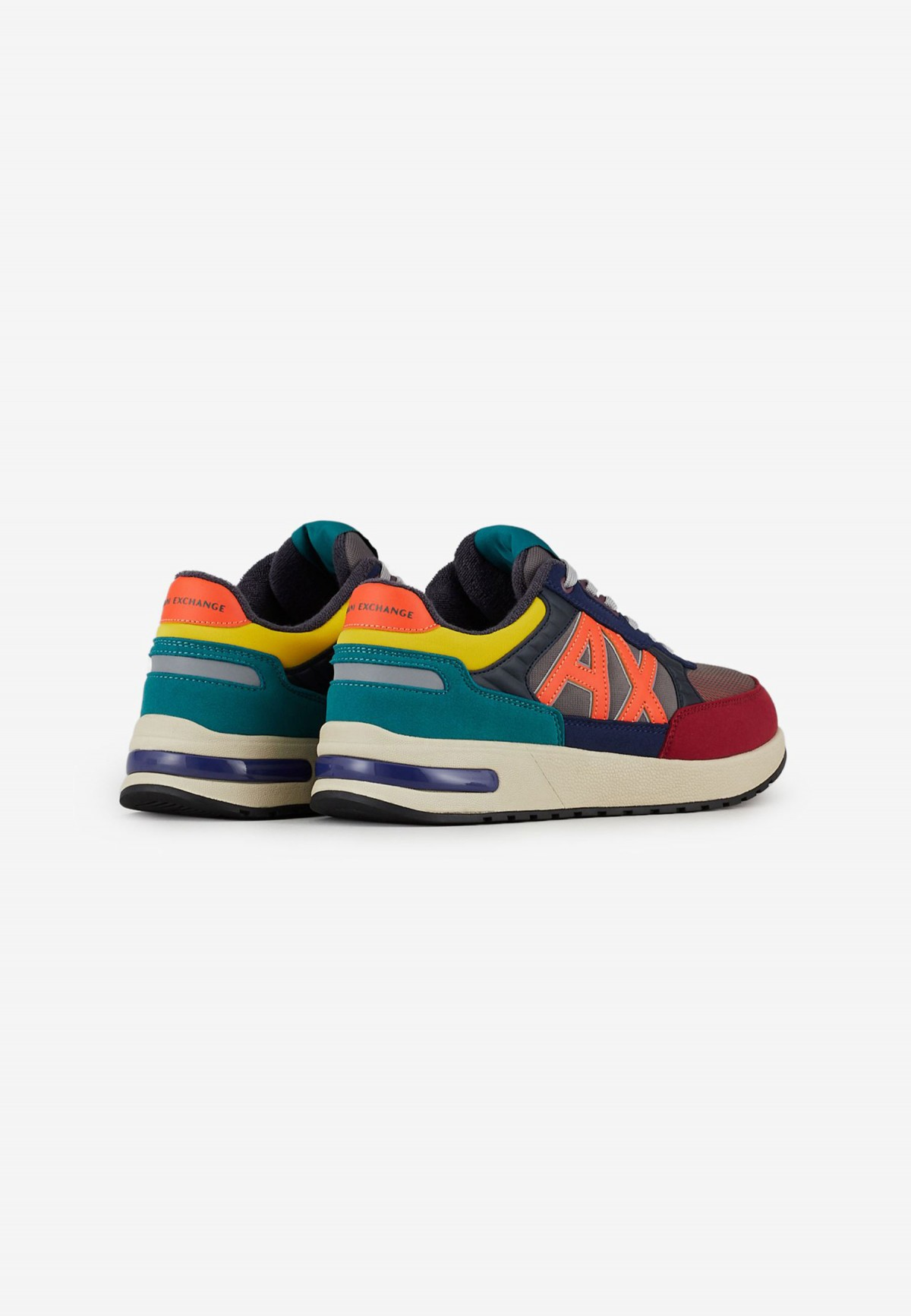 ZAPATILLAS ARMANI EXCHANGE MULTICOLOR