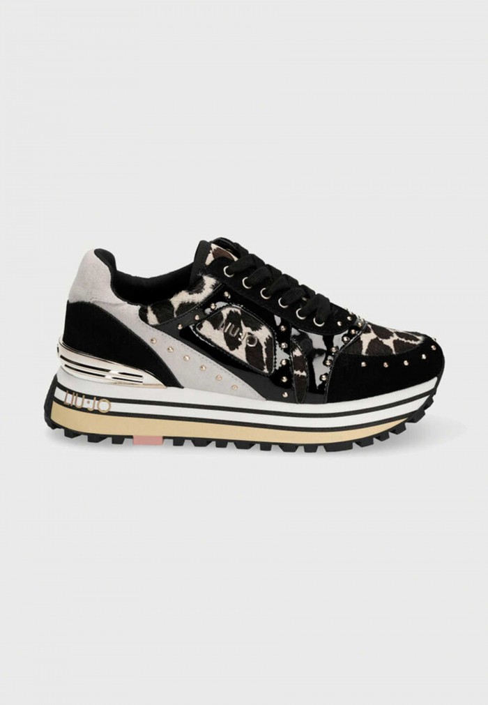 ZAPATILLAS LIU-JO WONDER ANIMAL PRINT