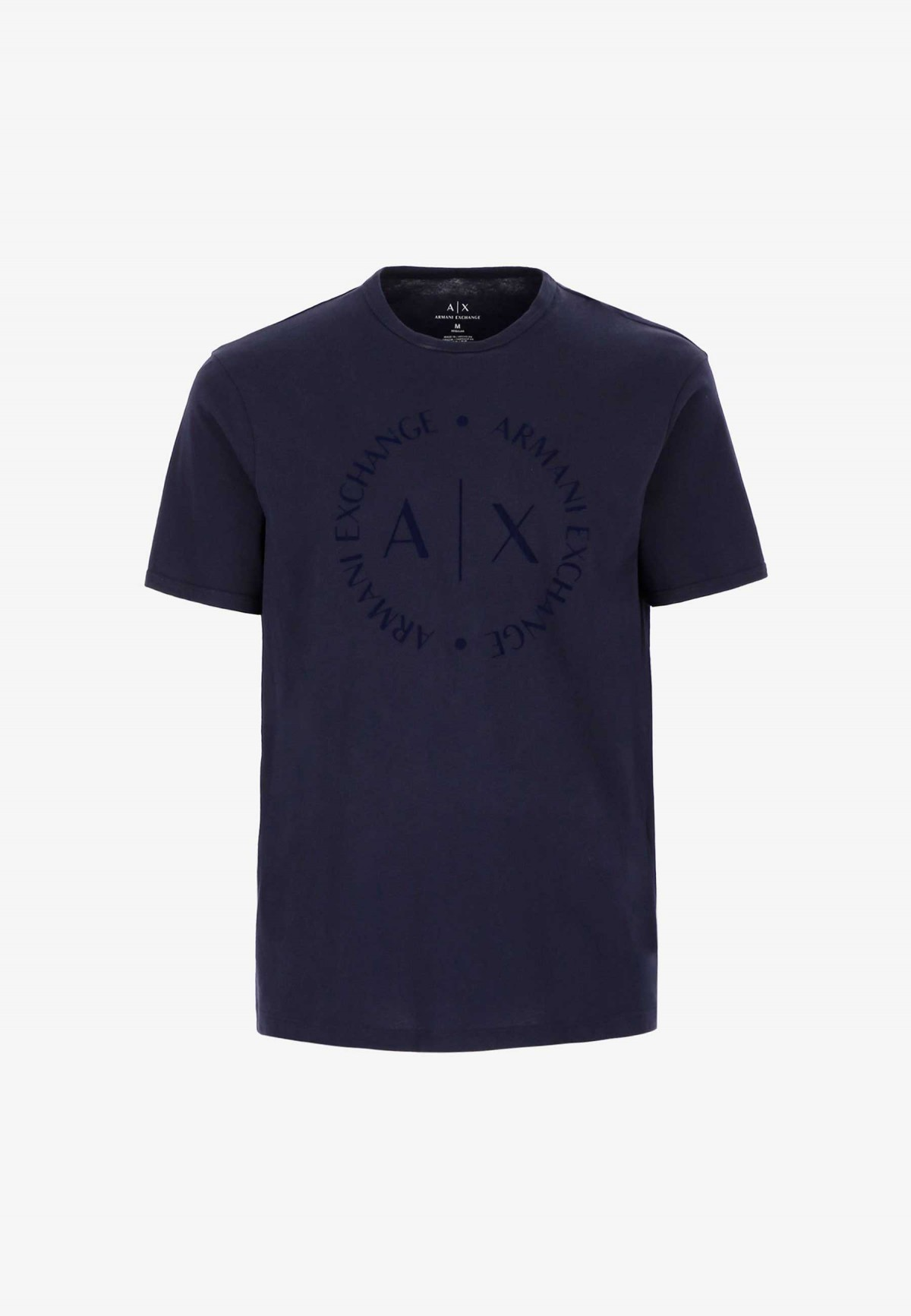 CAMISETA ARMANI EXCHANGE LOGO