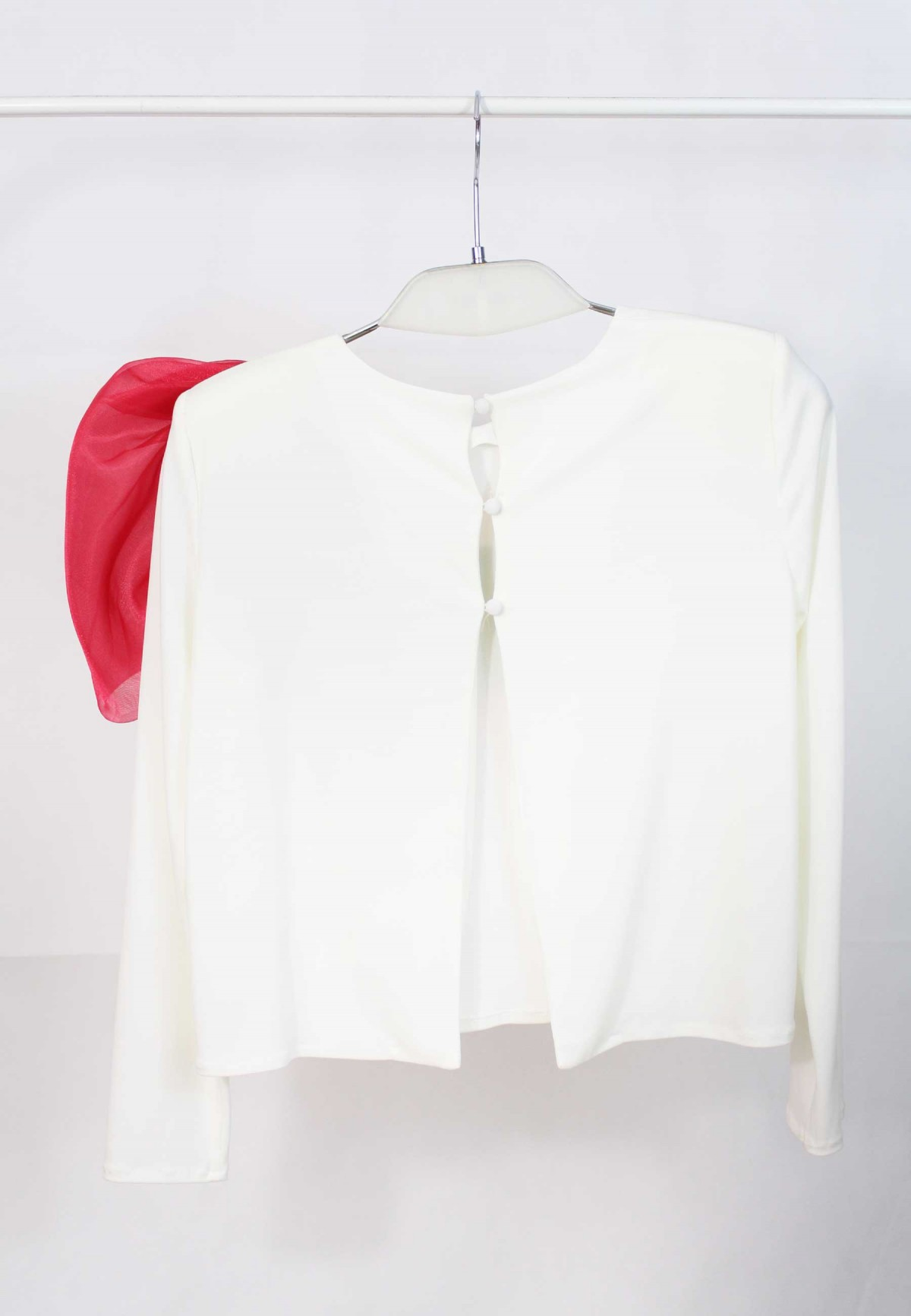 TOP NUBBE ORION BLANCO