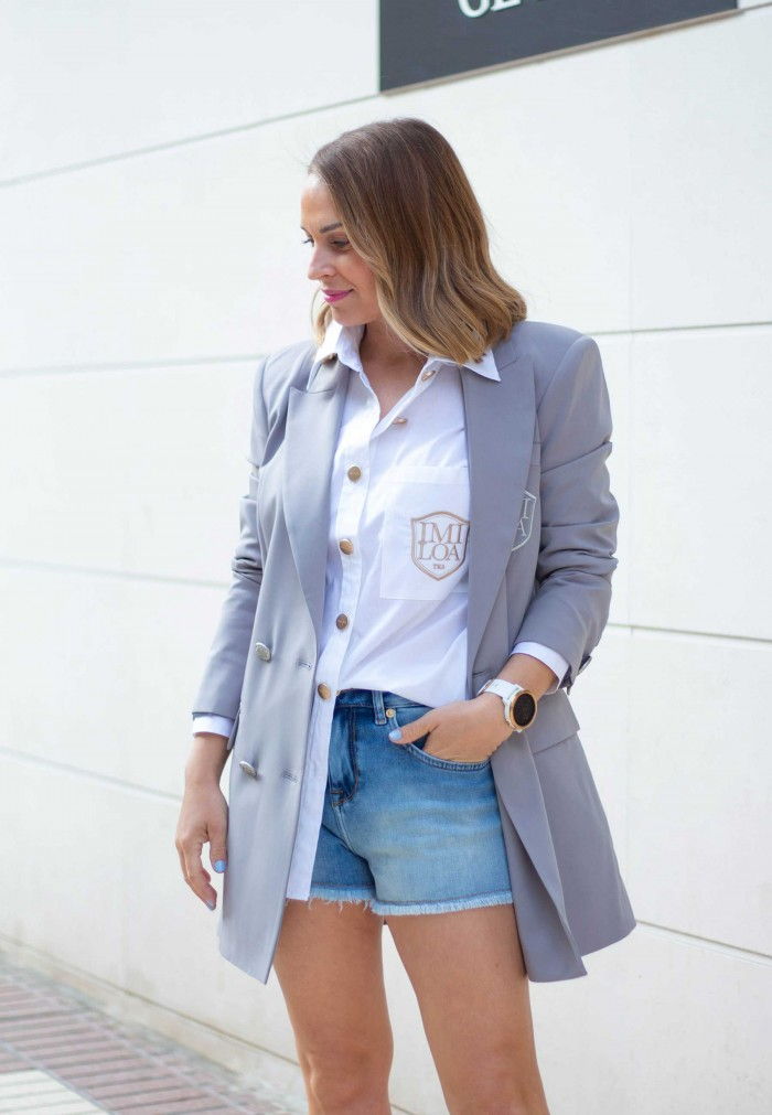 BLAZER IMILOA GREY SOFT