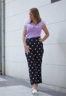 DENNY ROSE STAR PANTS