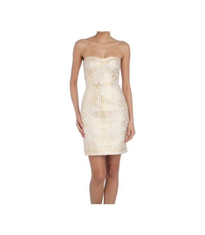 ETXART&PANNO EMPERE DRESS
